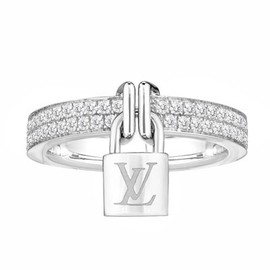 Louis Vuitton - diamand jewellery | ring