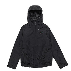 Patagonia - Men's Insulated Torrentshell Jacket-BLK