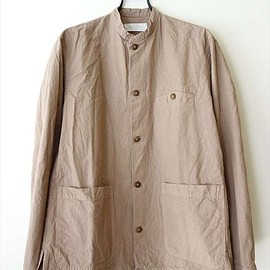 bunt, バント - BOTANICAL DYED COVERALL/ ザクロ