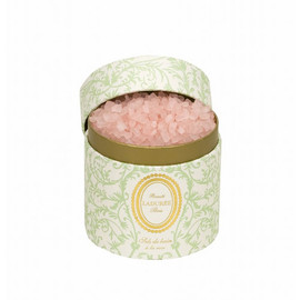 LADUREE  - BATH SALT ROSE