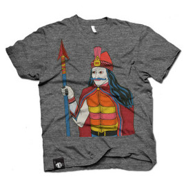 Phish Dry Goods - Vlad The Impaler T-Shirt on Gray