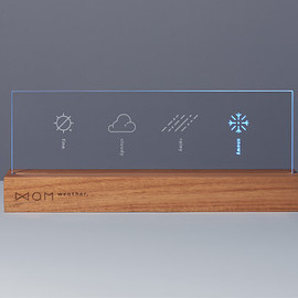 QUANTUM - QM weather. designed by artless Inc.