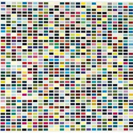 Damien Hirst - 1025 Farben (1025 Colours)