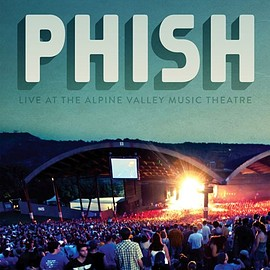 Phish - Alpine Valley 2010 (2xCD + 2xDVD)