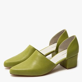 Perf in Chartreuse - Perf in Chartreuse Intentionally Blank