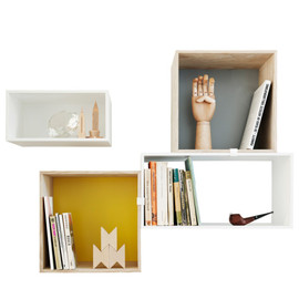 JDS Architects, Muuto - Stacked Shelving System - Mini