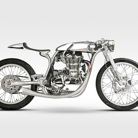 Bandit9 - ST. VINCENT / Royal Enfield Continental GT