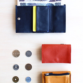 MINIMALIGHT - PLAY WALLET - LEATHER