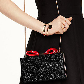kate spade new york - kate spade new york for minnie mouse minnie bow clasp