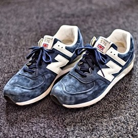 "New Balance 576 ""Made in England"" 