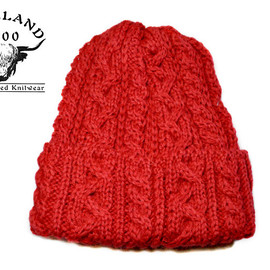 HIGHLAND 2000 - BOB CAP RED