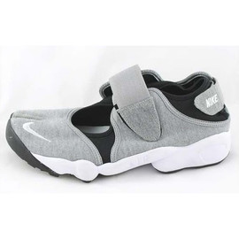 NIKE AIR FLARE WHITE/BLACK-BLACK-COURT PURPLE