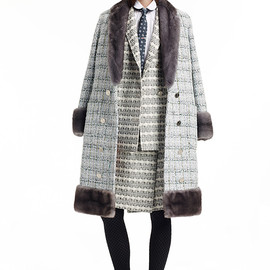 THOM BROWNE - THOM BROWNE. NEW YORK 2015AW collection Gallery1