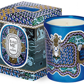 diptyque - Amber Balm Candle