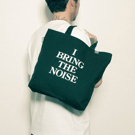 FORTY PERCENTS AGAINST RIGHTS - I BRING THE NOISE / TOTE BAG