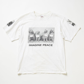 Bruce Weber - Imagine Peace Tshirt