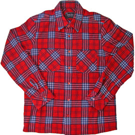 NUMBER (N)INE - Flannel Shirt (06 S/S)