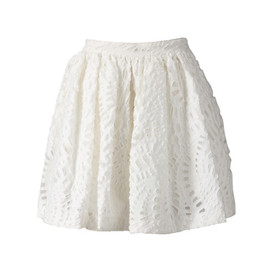 MSGM - 2013SS LACE SKIRT