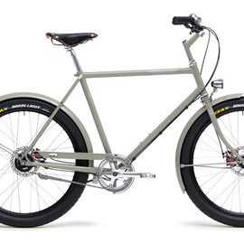 retrovelo - Color: Stone Grey (RAL7030)
