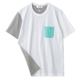 Aloye - Iconic Girls #1 / Short-Sleeve Pocket T-Shirt