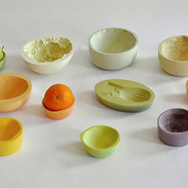 Mischer'Traxler - reversed volumes