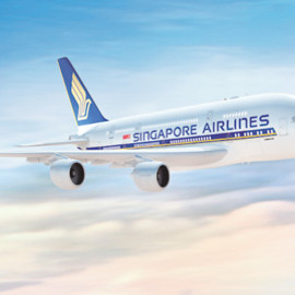 Singapore Airline - Boeing