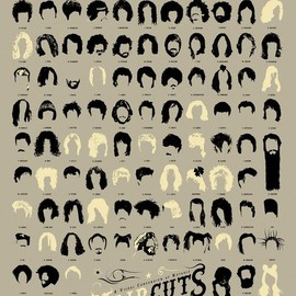 Popchartlab - A Visual Compendium of Notable Haircuts