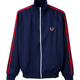 FRED PERRY - Twin Tape Track Jacket