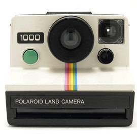 POLAROID - LAND CAMERA 1000