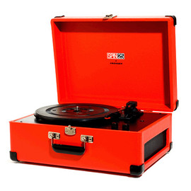 Crosley - Spin Magazine + Crosley USB Turntable