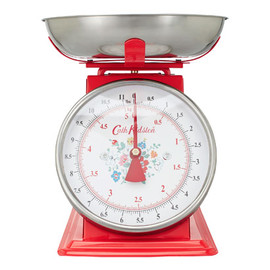 CathKidston - Baking with Clifton Rose Weighing Scales