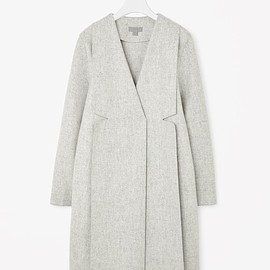 COS - Structured wool coat