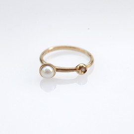 Tortue - Smile series Ring