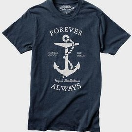 ARQUEBUS CLOTHING - Forever Always T-Shirt