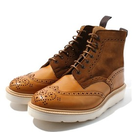 UNRIVALED - BROGUE BOOTS by Tricker's