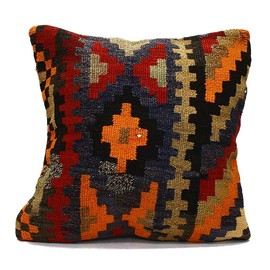 Other Brands Old Kilim Pillow Cover 10928 01