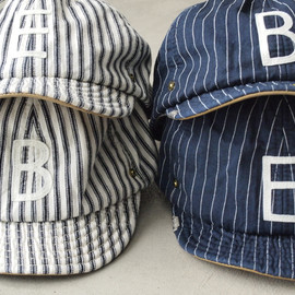 "DECHO×ANACHRONORM - BEAT BASE BALL CAP""ANACHRONORM limited"""