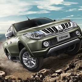 MITSUBISHI - TRITON ALL-NEW L200 Pick Up
