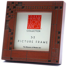 MoMA - Coonley Wood Frame (Small) by Frank Lloyd Wright