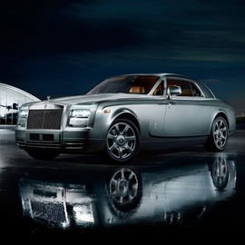 Rolls Royce - Phantom Coupe Aviator