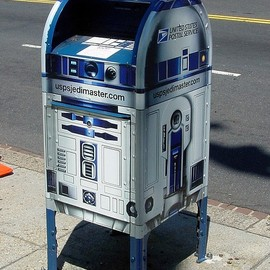 R2D2waste containers