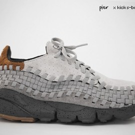 "NIKE - Air Footscape Woven Motion ""Night Cats"" x Bodega"