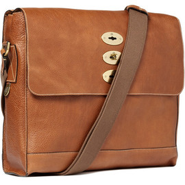 Mulberry  - Mulberry Brynmore Leather Messenger Bag