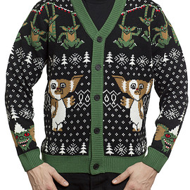 Mondo, Middle of Beyond - Gremlins Knit Cardigan