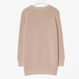 COS - Cotton ribbed jumper