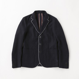 Fred Perry - Soho Neon: Flannel Piping Blazer