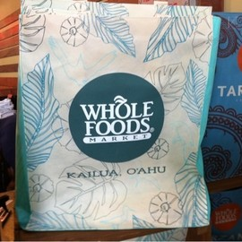 WHOLE FOODS MARKET - カイルア店限定エコバッグ