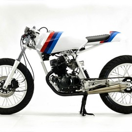 "Steel Bent Customs - Honda 125TT ""RS"""