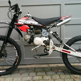 Motoped - Honda XR50