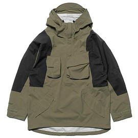 THE NORTH FACE, The North Face Black Series, Kazuki Kuraishi - SR GTX Jacket - Burnt Olive Green